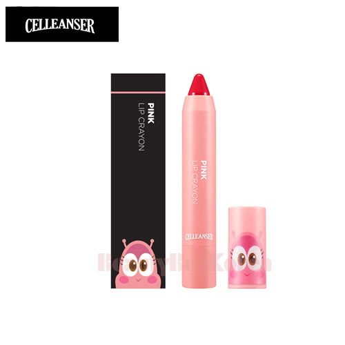 CELLEANSER Larva Lip Crayon 0.07g [LARVA Limited Edition]